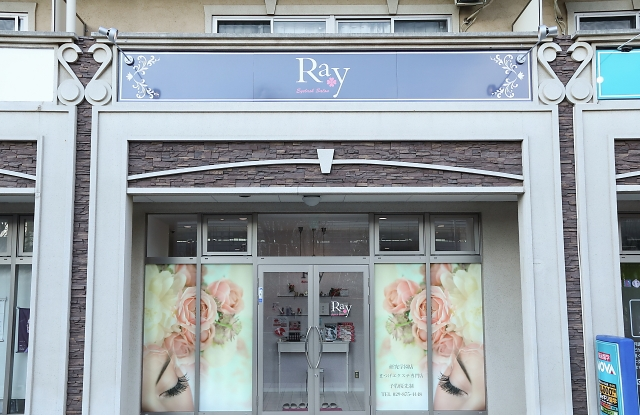 Ray Eyelash Salon 研究学園店